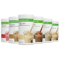 Herbalife Formula 1 Healthy Meal Nutritional Shake Mix All Flavors $28.50