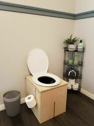 Brand New COMPOSTING TOILET Road Commode $65.00