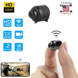 Mini Camera HD 1080P Video Motion Night Vision Cam Wifi Camcorder Security DVR A $29.89