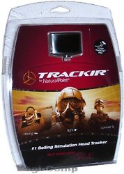 TrackIR 5 Pro amp; TrackClip Pro Optical Track System NEW $204.99