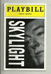 Playbill Skylight Royale Theatre Dec 1996   FREE SHIPPING
