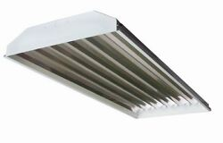 (24) T5 6-lamp Fluorescent High Bay Light Fixtures Commercial Industrial $2,352.00