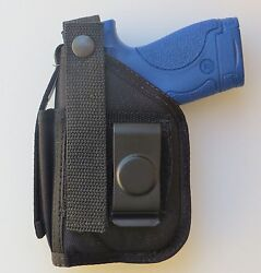Hip Belt Holster for Springfield HELLCAT Micro with Small Underbarrel Laser $19.90