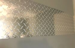 Diamond Plate Wall Border Vinyl Choose Size and Color 6