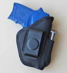 Inside Pants IWB Holster with Magazine Pouch for S&W BODYGUARD 380 Pistol Laser $18.95