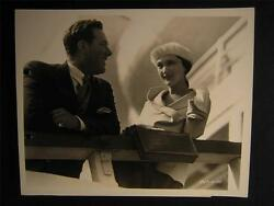 1932 Candid Director David Butler Business And Pleasure Jetta Goudal PHOTO 273H
