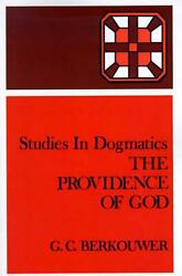 The Providence of God by G.C. Berkouwer (English) Paperback Book Free Shipping!