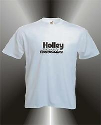 HOLLEY - PERFORMANCE CARBS VINYL PRINT - BIRTHDAY GIFT MENS WOMENS KIDS T-SHIRT