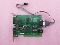 R.E. Smith PCI24 Opto Isolated REV:A RS232 RS485 PCI Powered Converter Card Cbl $37.95