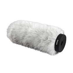 Movo WS220 Windscreen w Acoustic Foam for 20cm Shotgun Microphones Rode NTG 3 $28.99