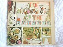 FRANK ZAPPA THE **** OF THE MOTHERS OF INVENTION LP BEST WORST VERVE V6 5074 $30.00