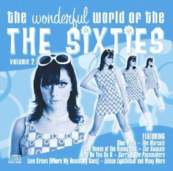 Various Artists : Wonderful World of the Sixties The: Vol. 2 CD (2007)