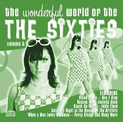 Various Artists : Wonderful World of the Sixties The: Vol. 5 CD (2007)