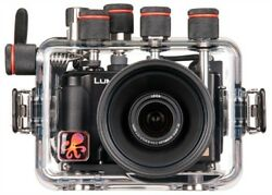 Ikelite  Underwater Housing for Panasonic  Leica LX7 D-LUX 6