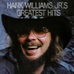 Hank Williams Jr. : Greatest Hits 1 Country 1 Disc CD $5.49