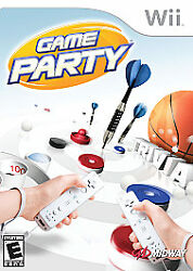 Game Party for Nintendo Wii WII Action Adventure Video Game $4.54