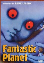 Fantastic Planet : Widescreen Edition Rene Laloux Classic English dub DVD NEW $3.99