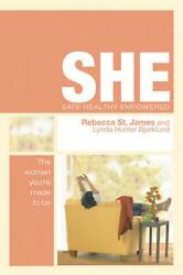 She by Rebecca St James (English) Paperback Book Free Shipping!