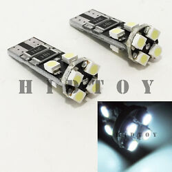 T10 158 161 168 194 558 921 2825 Samsung LED 8 SMD White Bulb #Gd3 Ash Tray Lamp
