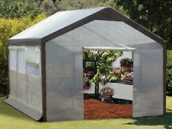 Jewett-Cameron 9'x10'x20' Spring Gardener Gable Greenhouse IS 71020