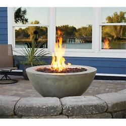Outdoor Greatroom CV-30 30 in. Round Cove Fire Pit Table