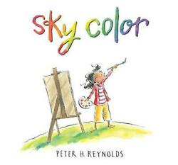 Sky Color by Peter Reynolds English Hardcover Book Free Shipping $15.44