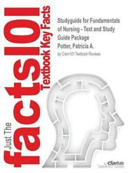 Studyguide for Fundamentals of Nursing - Text and Study Guide Package by Potter $64.51