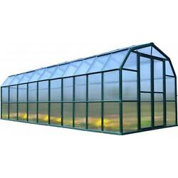 Rion HG7220 Grand Gardener 2 Twin Wall 8 x 20 ft. Greenhouse