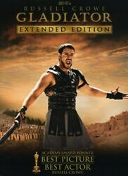 Gladiator (Three-Disc Extended Edition) DVD