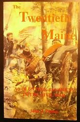 The Twentieth Maine by John Pullen (1980 Paperback Reprint)