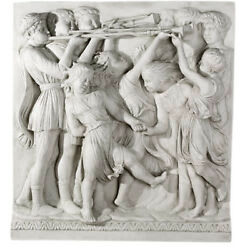 Cantoria Blast of Horns Frieze Relief 41