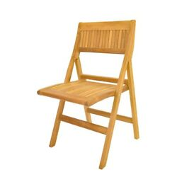Anderson Teak Windsor Folding Chair Set of 2 - CHF-550F