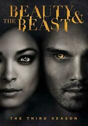 Beauty and the Beast:third Season - DVD Region 1 Free Shipping!