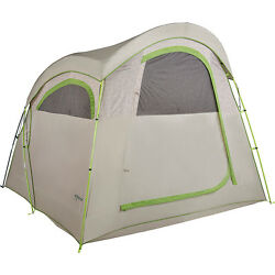 Kelty Camp Cabin 4 Tent - Sand Outdoor Accessorie NEW