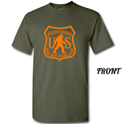 Bigfoot Division Shirt Brand New Multiple Sizes and Colors