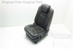 seat front Left Ssangyong KYRON 05.05- leather seat heater
