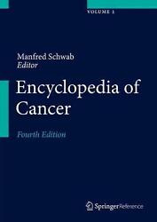 Encyclopedia of Cancer (English) Hardcover Book Free Shipping!