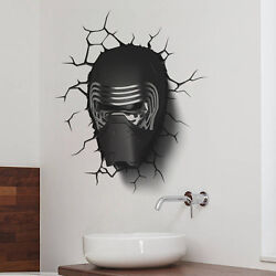US Seller 3D Star Wars Removable Vinyl Quote DIY Wall Sticker Room Decor WXF $3.99
