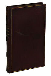 CONFESSIONS OF AN ENGLISH OPIUM-EATER Thomas De Quincey ~ First Edition 1822 1st