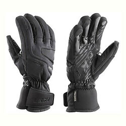 Leki Challenge S Gloves Black S Trigger GORE TEX Unisex pick size New $38.00
