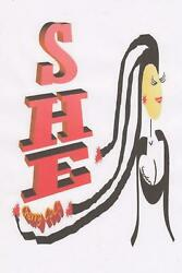 She by I.a. Mohabier (English) Paperback Book Free Shipping!