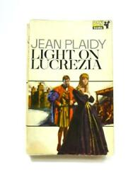 Light on Lucrezia  Book (Jean Plaidy - 1968) (ID:33089)