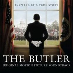 VARIOUS ARTISTS - THE BUTLER [ORIGINAL MOTION PICTURE SOUNDTRACK] NEW CD