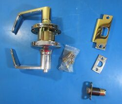 Tell Manufacturing Inc. Commercial Key In Lever Lockset 2 3 4quot;