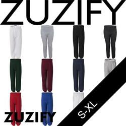 ZUZIFY High-Stitch Density Blended Youth Sweatpants NR1041