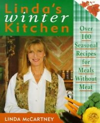 Linda#x27;s Winter Kitchen by McCartney Linda Paperback Book The Fast Free Shipping $6.16