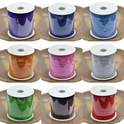 1Roll Elastic string for BraceletsNecklaceBeading and Sewing 100Yard 1mm Round $9.99