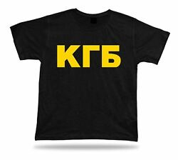 KR6 TShirt Russian Nato Moscow Kremlin KGB Apparel Classic Tee funny lucky gift $12.97