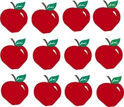 Apples Kitchen Wall Stickers Vinyl Wall Decal Decor $18.86