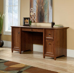Cherry Mission Craftsman Shaker Computer Desk - New! - Made in USA! $439.00
